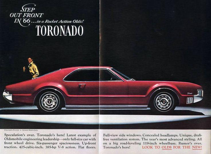 oldsmobile toronado ccoty nomination 1966 oldsmobile toronadocoincidence or