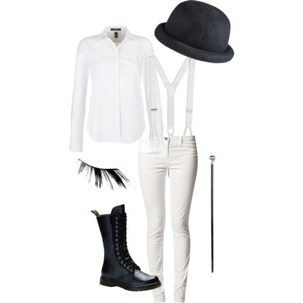 DIY Costume Ideas: A Clockwork Orange