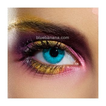 how to use one day colored contact lenses