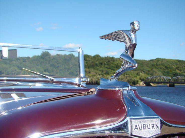 '34 Auburn ornament