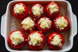 Rosii umplute cu carne de peste - Culinar.ro