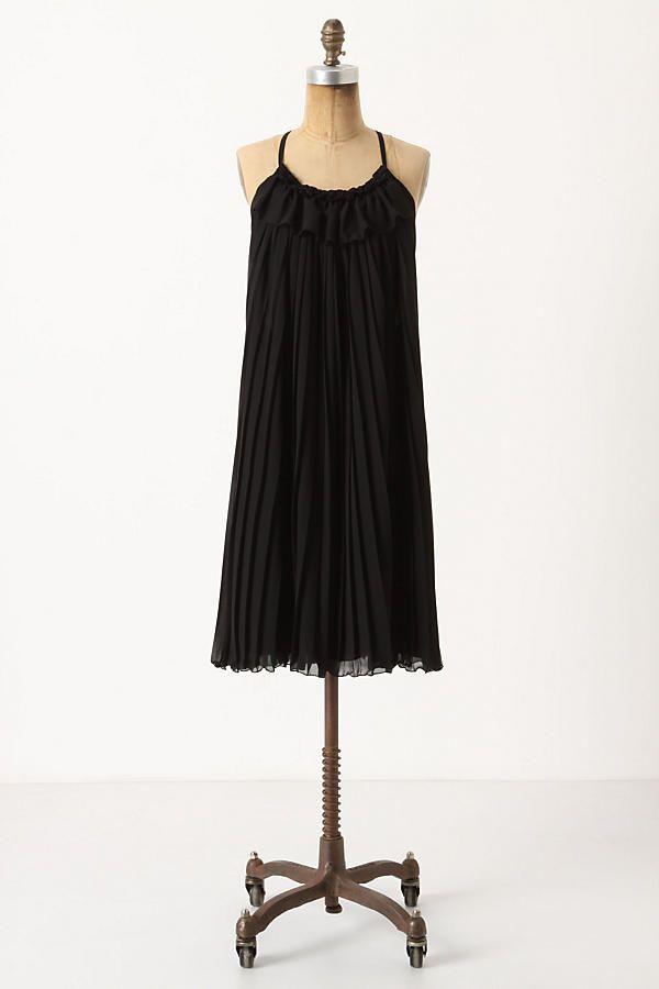 Chiffon Swing Dress by McGinn