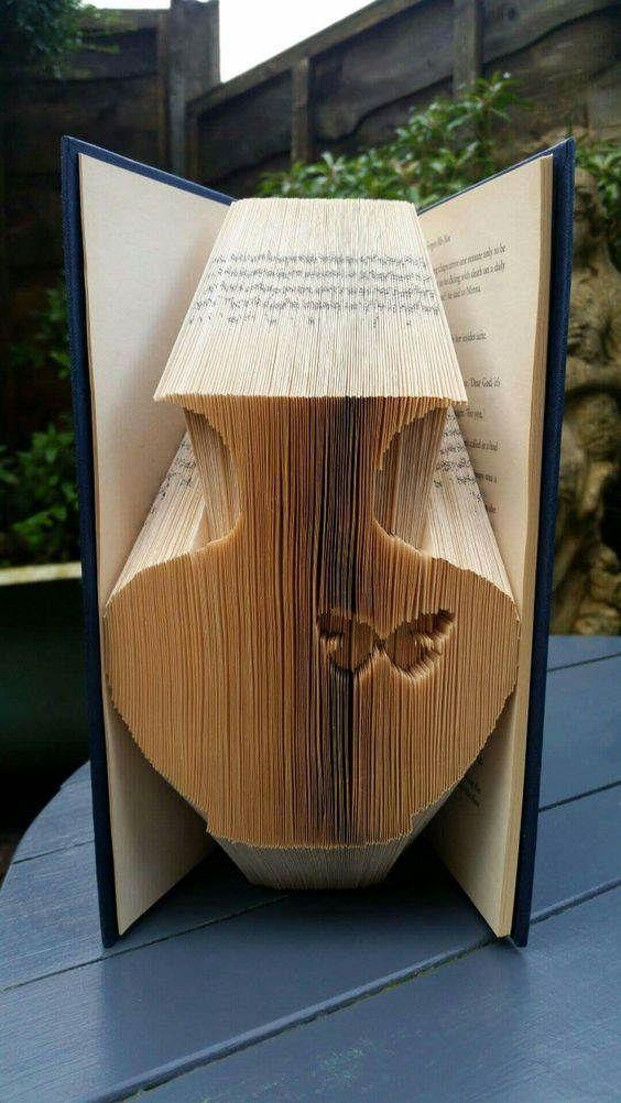Vase with Butterfly, Combi pattern, 165f by Cornerhouse115 on Etsy