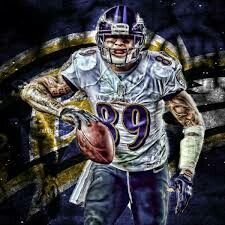 WR Steve Smith Sr. Of the Baltimore Ravens