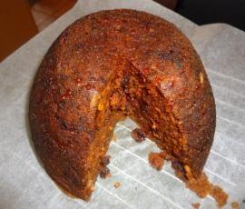 Recipe Paleo Christmas Pudding by Sandi Love - Recipe of category Baking - sweet