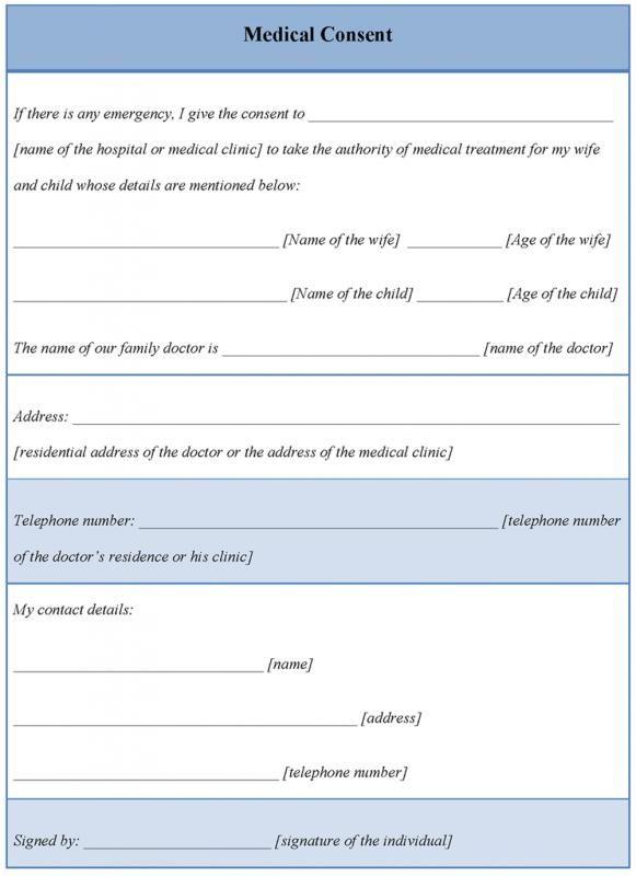 Medical Consent Form For Grandparents Check More At Https Nationalgriefawarenessday Com 23712 Medical Consent Form For Gra Consent Forms Form Example Medical
