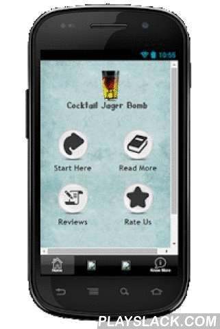 Cocktail Jager Bomb Recipes  Android App - playslack.com , The jager bomb is a very popular bomb shot in which red bull is mixed with a jagermeister. Jager bomb cocktail is very popular in the world and it tastes something like a cough syrup.Want to know how to make a proper cocktail for jager bomb?If you want to know how to make a jager bomb cocktail download this app now and we will give you the complete instructions on making your own jager bomb cocktail right at your home.So why wait…