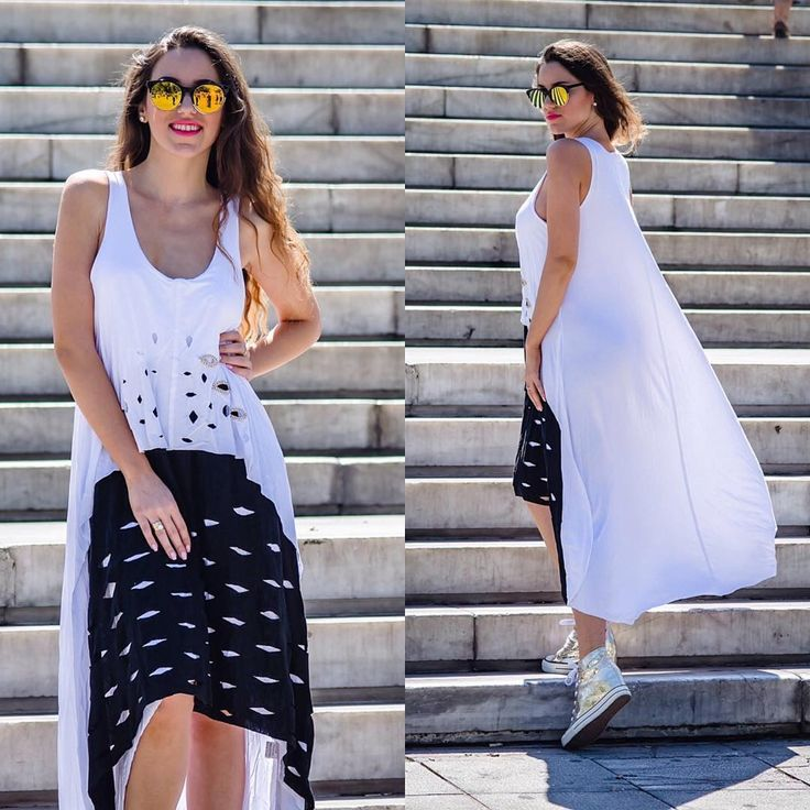 B&W Vibes ⚪️⚫️ #lovefashiongr #fashionblogger #greekblogger #streetstyle #style #fiafashion #migato #regaliscollection