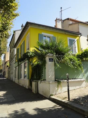 Quartier de la Mouzaïa (Paris 19e)