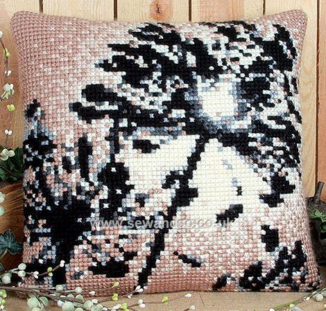 First Light Cushion Front Chunky Cross Stitch Kit
