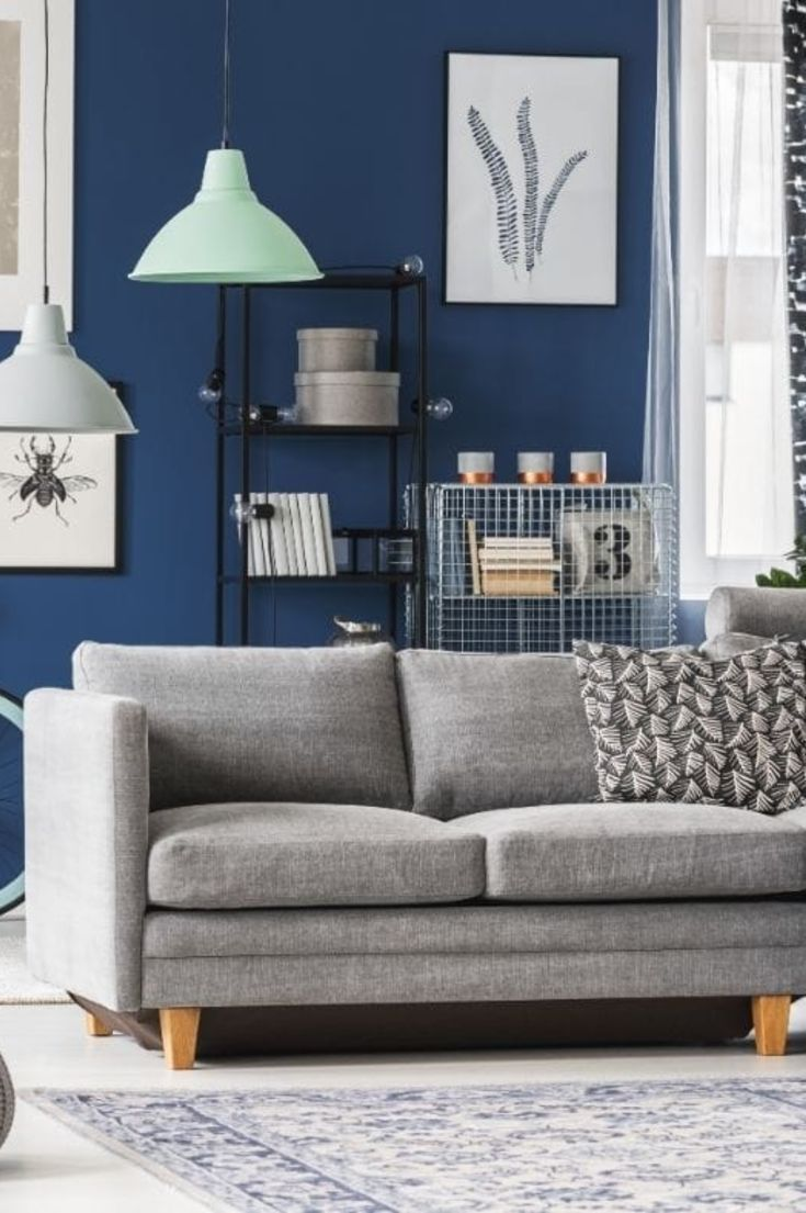 15 Trendy Ideas For What Color Rug Goes With A Gray Sectional In 2021 In 2021 Light Blue Couch Living Room Living Room Decor Grey Couch Blue Grey Living Room