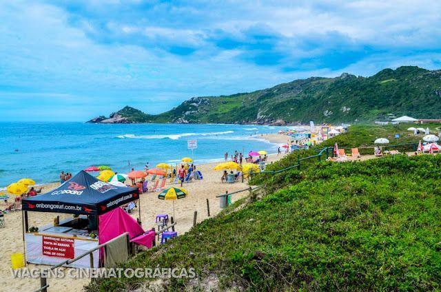 Melhores Praias de Santa Catarina: Praia Mole