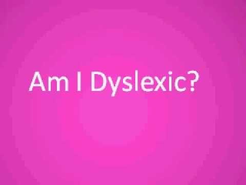 Dyslexie, hoe is dat? YouTube