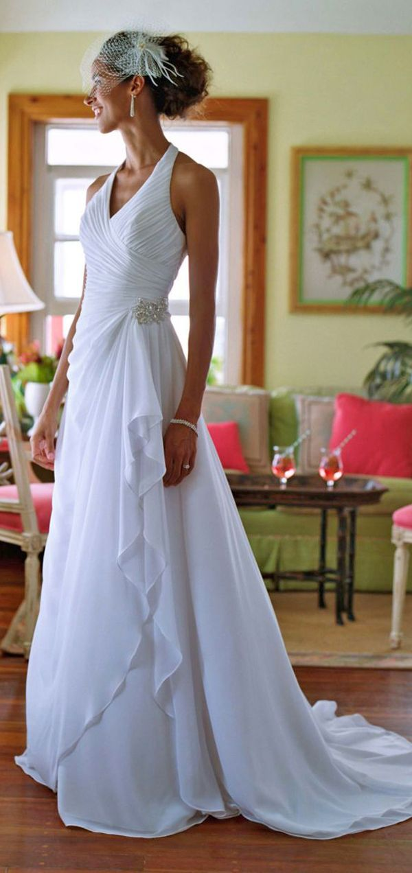 Read about Cruise Wedding Dresses & Destination Gowns at http://boomerinas.com/2013/02/cruise-wedding-dresses-casual-destination-gowns/