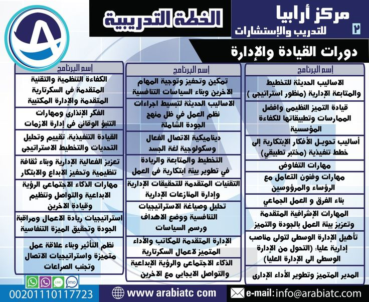 Media Tweets By Arabia Tcc Arabiatcc Twitter Training Center Train Leadership