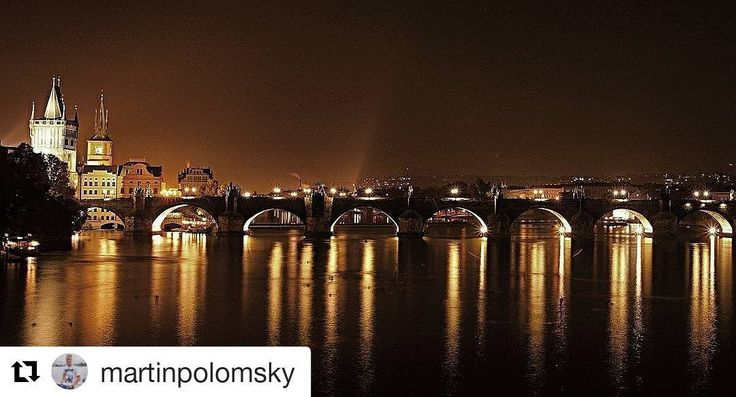 #Repost @martinpolomsky with Charles Bridge Prague  #praha #prague #prague #instaprague #cz #charlesbridge #karluvmost #nightcity #vltava #vltavariver #czech_world #czech_loves #capitalcity #instagood #instadaily #nature #naturephotography #canon #canoncz #hdr_pics #vsco #vscocze #photographers #awesome_hdr #bohemian #dnescestujem  #beautiful_places #ig_world_photo