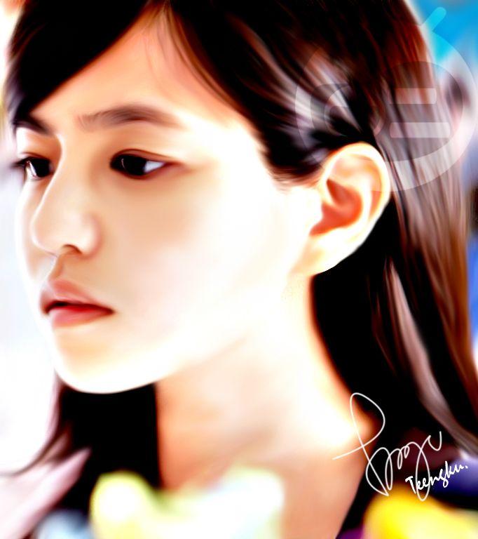 http://www.deviantart.com/art/Michelle-Chen-494794740