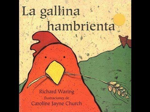 Cuentos  infantiles - La gallina hambrienta - Cuentacuentos