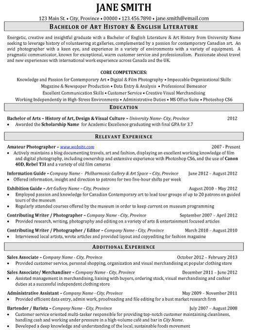 Best Resumes The Best Ones Images On   Resume Design