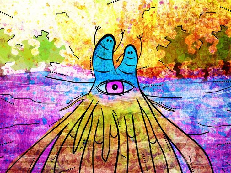 Los Folsicus son una raza de molusco andino bastante común en las cordilleras oceánicas de Gibraltar. Habitualmente se les encuentra rondando la orilla costera en busca de plancton maduro o semillas de coral, y cada año, al comenzar el otoño, sus barbas crecen hasta tres veces su tamaño para protegerlos de las gigantescas hojas afiladas que caerán durante la fría temporada boreal.