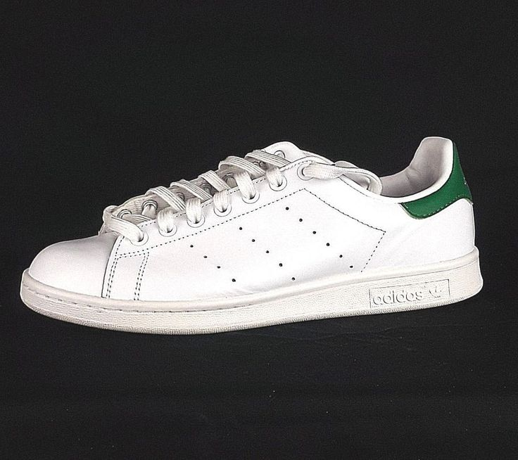 Adidas Stan Smith Mens Athletic Shoes Sz 9 White UK 8.5 Limited Edition Sneakers #Adidas #AthleticSneakers