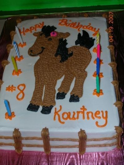 Birthday Cake Decorations Horses : 218 best Horse cakes images on Pinterest Horse birthday ...