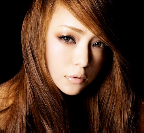 amuro namie! I love the hair color