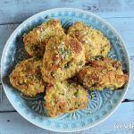 Parmezános rántott csirke