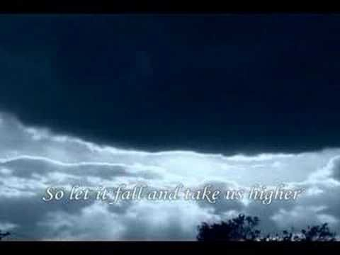 Healing Rain by Michael W. Smith Amazing song, really got me through some tough times.