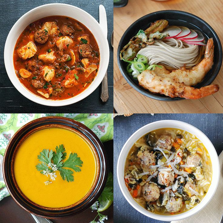 Around the World with 12 Delicious Soups - Andrew Zimmern