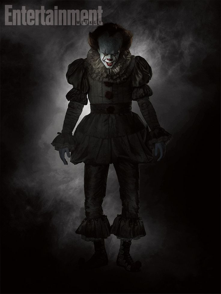 stephen king it pennywise bill skarsgard Stephen Kings It: Pennywise the Clowns…