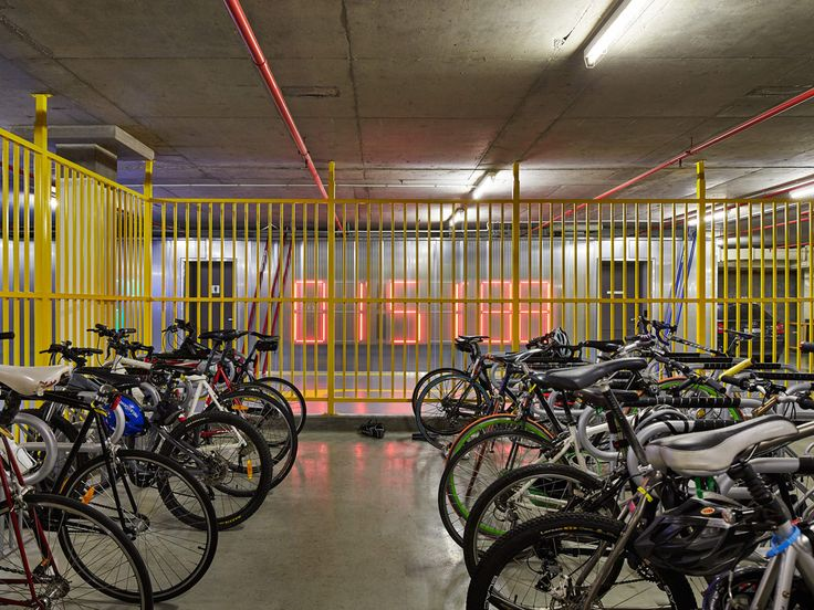 101 Collins - End of Trip Facility | AGDA Awards