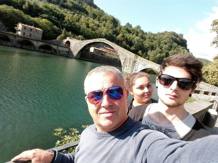 Ponte del Diavolo,Lucca