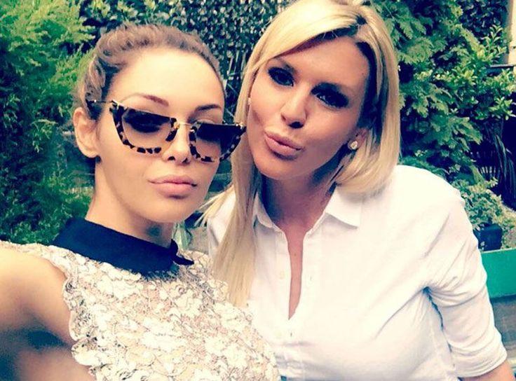 PHOTOS Amélie Neten et Nabilla fêtent leurs retrouvailles