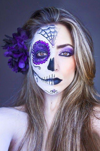 Secretos de Chicas : Maquillaje artistico!