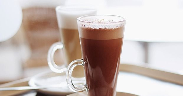 Сладкий ноябрь:  15 рецептов горячего шоколада — Wonderzine