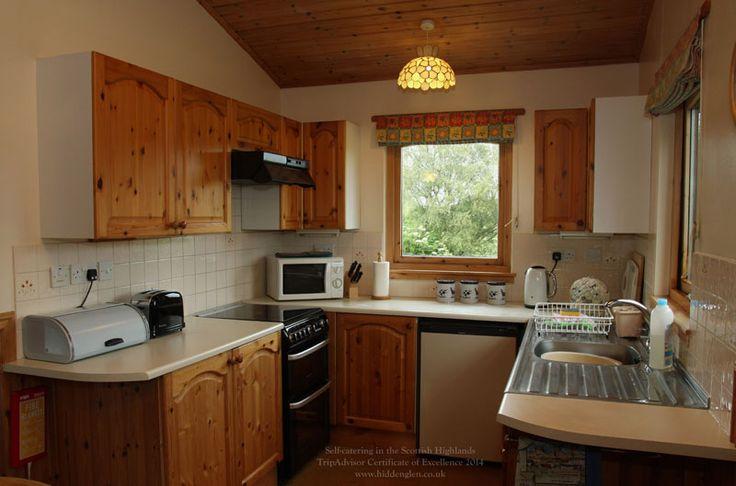 Lodge kitchen.