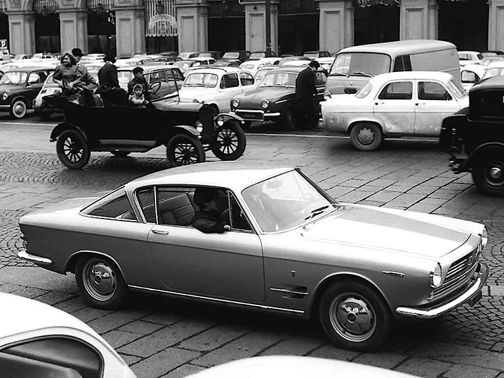 Fiat 2300 Coupé | by Auto Clasico