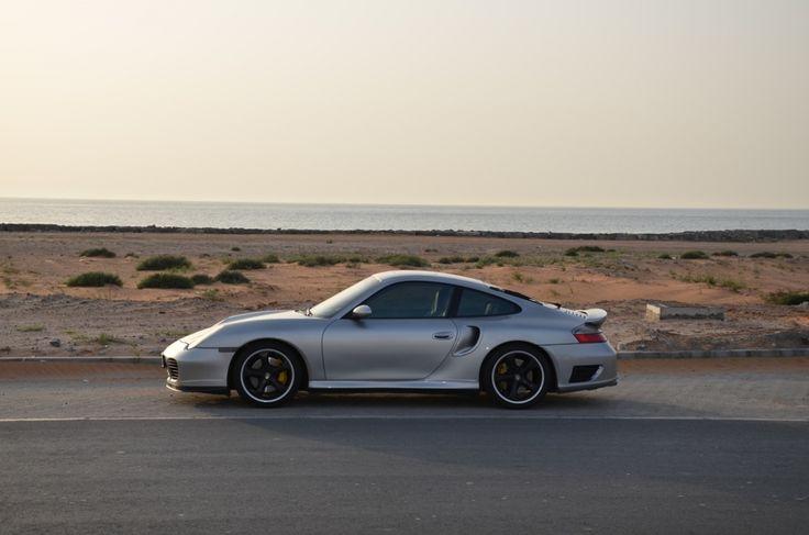 2001 Porsche 911 / 996 Turbo