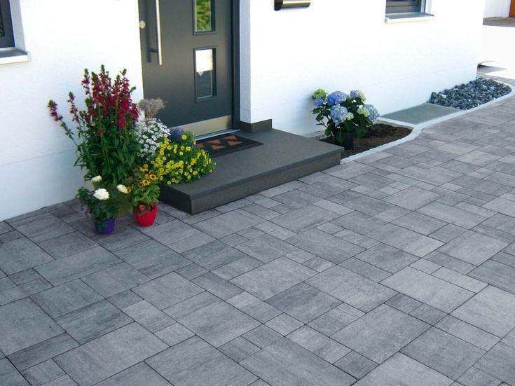 Pflastersteine eingangsbereich  9 best images about Haus / Hofpflaster on Pinterest | Royals, Garten ...