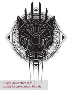 120b56b3d69da57d4d06e404b268ee53--geometric-panther-tattoo-panther-tattoos.jpg 236×295 pixels