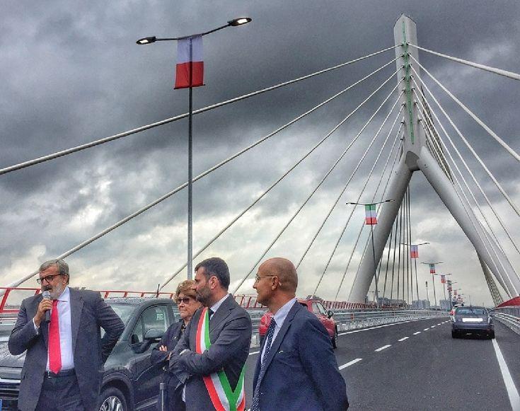 Tutti a votare il nome del ponte strallato di #Bari, ecco dove e come...