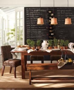 Cottage Dining - Pottery Barn
