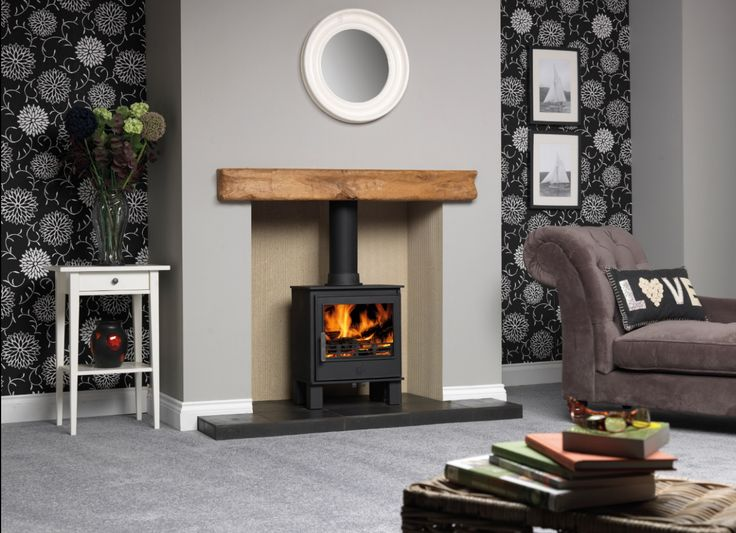 The Malvern II has a 5Kw output and is equipped with a powerful airwash to help keep the large glass door clean to offer superb views of the flames. Being DEFRA approved, you can be confident about burning logs in a smoke controlled area. The Malvern II is a multifuel stove enabling you to burn logs and smokeless fuels