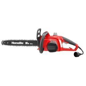 Special Offers - HOMELITE 16 in. 12 Amp Electric Chainsaw Review - In stock & Free Shipping. You can save more money! Check It (October 28 2016 at 07:03PM) >> http://chainsawusa.net/homelite-16-in-12-amp-electric-chainsaw-review/