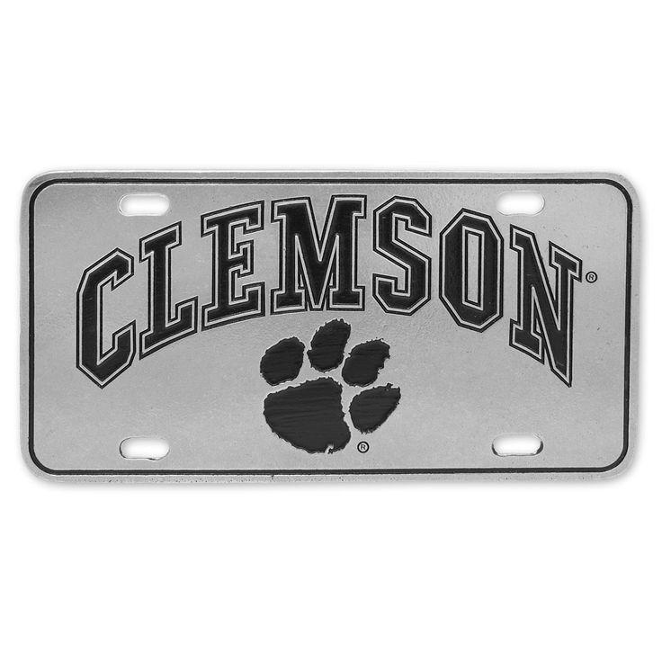 1000 Images About Clemson Auto Accessories On Pinterest