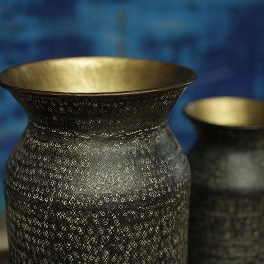 Dando Brass Pot