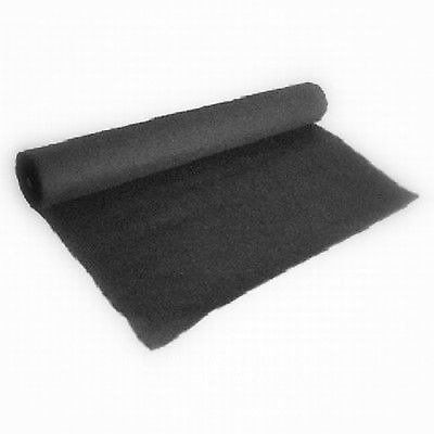 Gray Audiopipe 15' x 4' Top Quality Speaker Box Carpet Cover Trunk liner  15' x 4' Gray Carpet Very durable, stands up to heavy use  Highly resistant to gas, oil, salt, stains, mold and mildew UV protection  Durability formanipulation, cutting, and gluing without unraveling or creasing  Very easy to cut into shapes