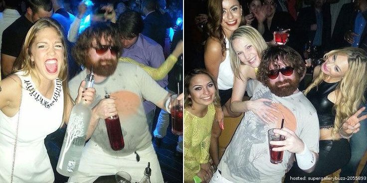 MY HERO! Guy Makes $250,000 A Year By Impersonating Alan From 'The Hangover'