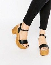 ASOS – TIGHT ROPE – Klobige Sandalen